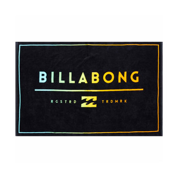 Billabong Unity Towel - Black