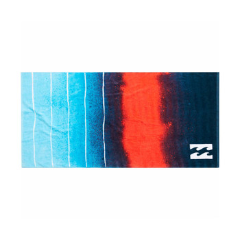 Billabong Waves Towel - Navy / Red