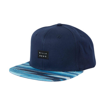 Billabong Clever Snapback Hat - Navy