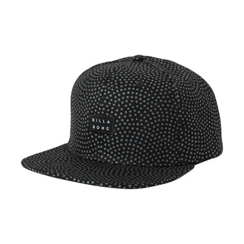 Billabong Clever Snapback Hat - Black