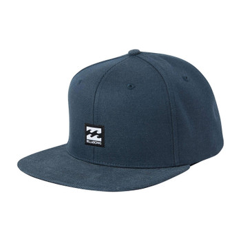Billabong Primary Snapback Hat - Dark Slate