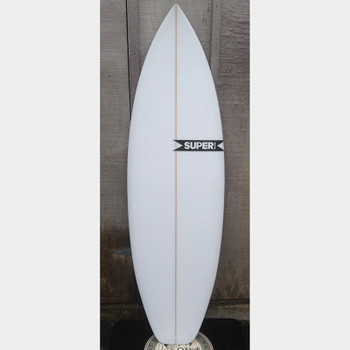 "Super Brand 5'8"" Unit Surfboard"