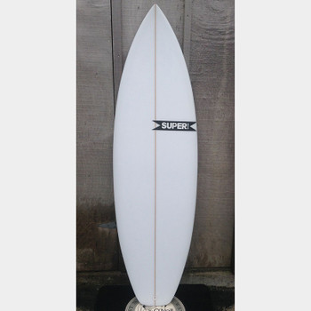 "Super Brand 5'10"" Unit Surfboard"