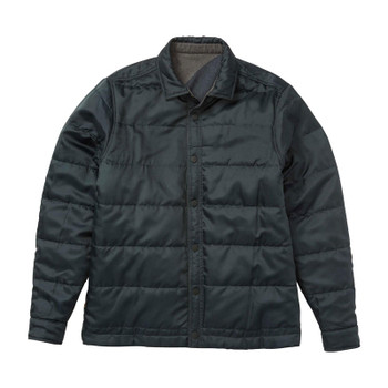 Billabong Barlow Reversible Jacket - Dark Grey Heather - 2