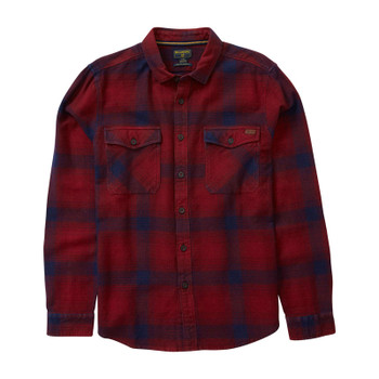 Billabong Ventura L/S Flannel - Red