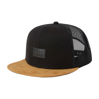 Billabong Mixed Trucker Hat - Black