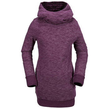 Volcom Tower Pullover Fleece - Winter Orchid