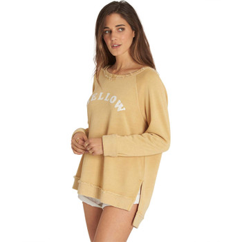 Billabong Better Days Pullover - Gold Dust - 2