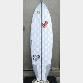 "Lib Tech X Lost Round Nose Fish Redux 5'10"" Surfboard"
