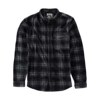 Billabong Furnace Flannel - Black