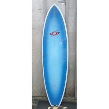 "Used Surf Tech 6'10"" Soul Fish Surfboard"