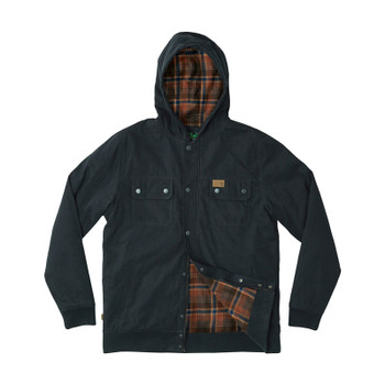 HippyTree Redmond Jacket - Asphalt