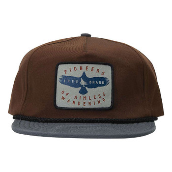 hippytree-bozeman-hat-brown