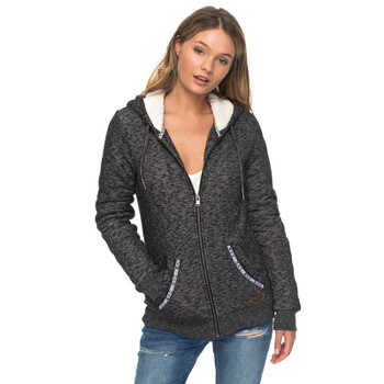roxy-trippin-sherpa-zip-up-hoodie-anthracite-heather