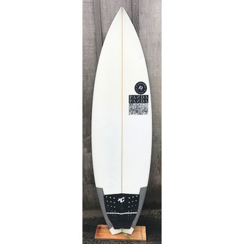 "Used Panda 5'10"" The Sweet Leaf Surfboard"
