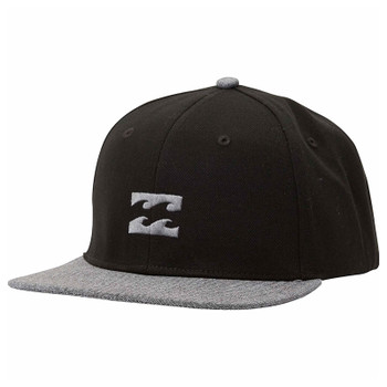 Billabong All Day Snapback Hat - Black/Grey