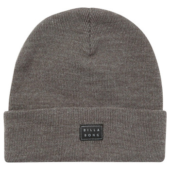 Billabong Disaster Beanie - Grey Heather