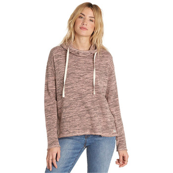 Billabong Make It Happen Hoodie - Ash Rose