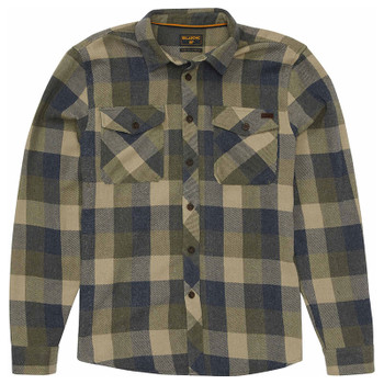 Billabong Ventura L/S Flannel - Military