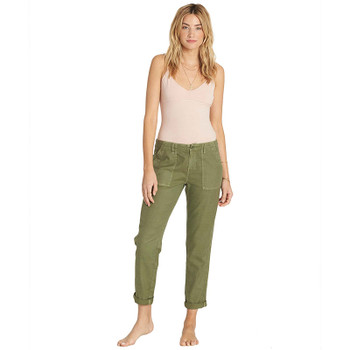 Billabong Peaceful Mind Pant - Canteen