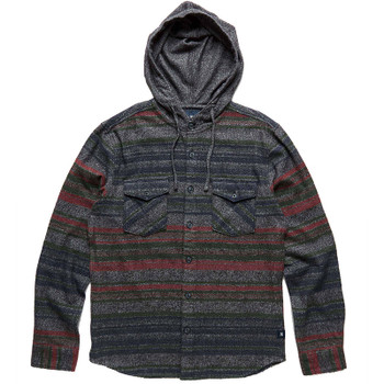 Roark Revival Barents Woven - Charcoal