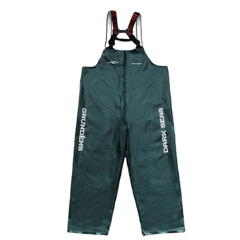Dark Seas X Grundens Clipper Bib Pant - Green