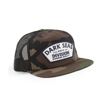 Dark Seas Duane Hat - Camo