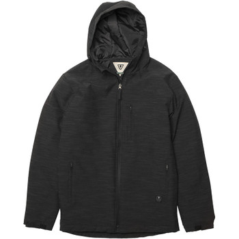 Vissla North Seas Jacket - Black