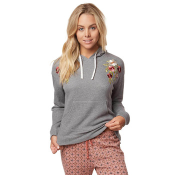 O'Neill Brianne Hoodie - Heather Smoked Pearl