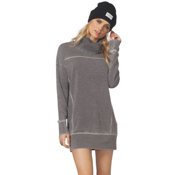 Rip Curl Kelsi Dress- Charcoal
