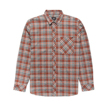 Rip Curl Mundo L/S Flannel - Orange