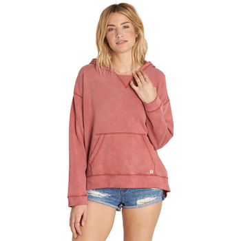 Billabong Stay With Me Hooded Fleece - Sienna