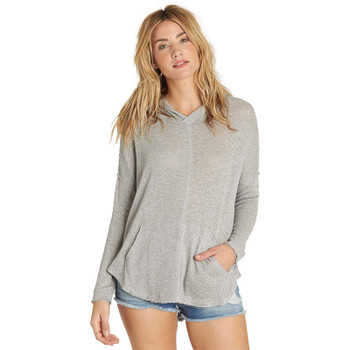 Billabong These Days Top - Dark Athletic Grey