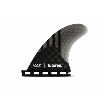 Futures Fins HS 4.20 Generation Series Quad Rear Pair - Smoke