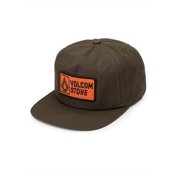 Volcom Bender Cap - Dark Chocolate
