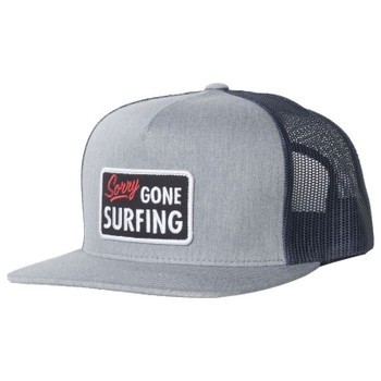 Copy of Vissla Adventure Hat - Grey Heather