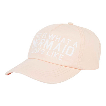 Billabong Surf Club Cap - Pearl Pink