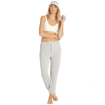 Billabong Cozy Coast Fleece Pant - Athletic Grey