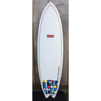 "Used 7S Superfish 6'3"" Surfboard"