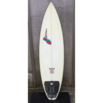 "Used Stretch 5'9"" Lil' Buddy Surfboard"