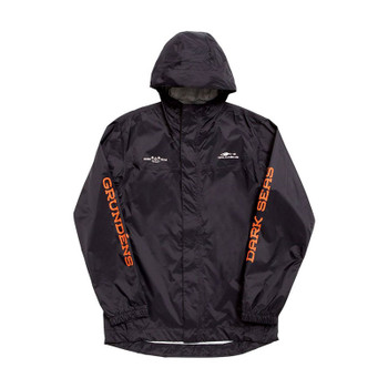 Dark Seas x Grundens Stormrunner Jacket - Black