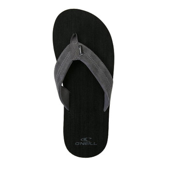 O'Neill Doheny Sandals - Dark Charcoal