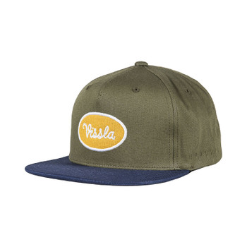Vissla Stacked Hat - Army