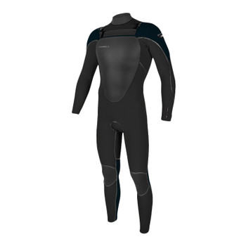 O'Neill Youth Mutant 5/4/3 Hooded Wetsuit - Black/Slate