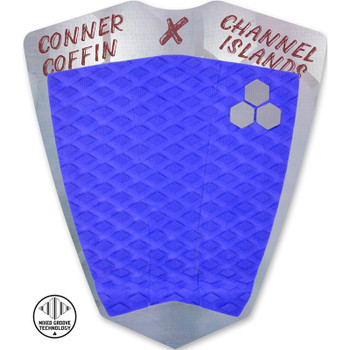 Channel Islands Conner Coffin Traction Pad - Blue
