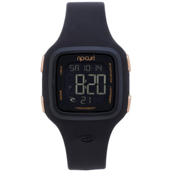 Rip Curl Candy 2 Digital Silicone Watch - Rose Gold