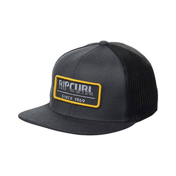 Rip Curl Bowie Trucker Hat - Charcoal