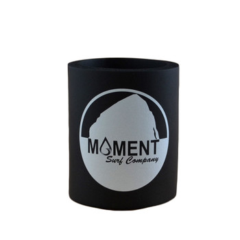 Moment Rock Logo Koozie
