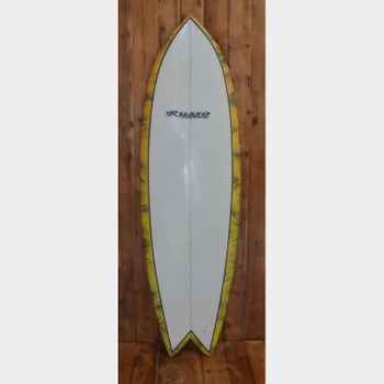 "Russo Fish 6'1"" Surfboard"