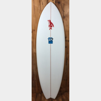 "Fletcher Chouinard Designs Fark 5'8"" Surfboard"